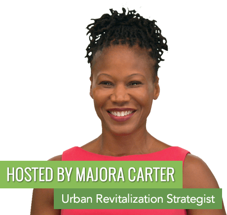 Host, Majora Carter